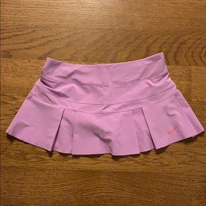 Nike Purple Tennis Skirt, Size M